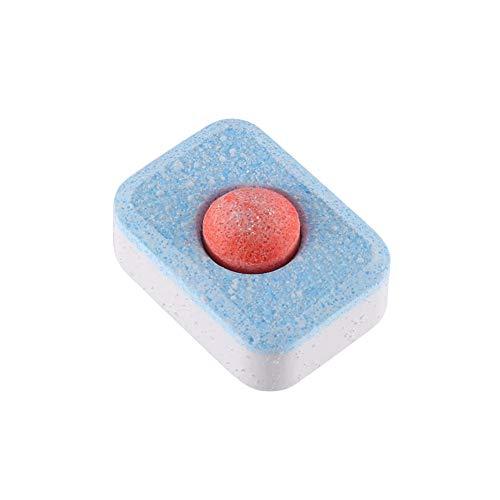Alftek 30Pcs Vaatwasser Detergent Geconcentreerd Spoelen Blok Powerball Schaal Tabs Schoonmaken Vaatwasser Tabletten