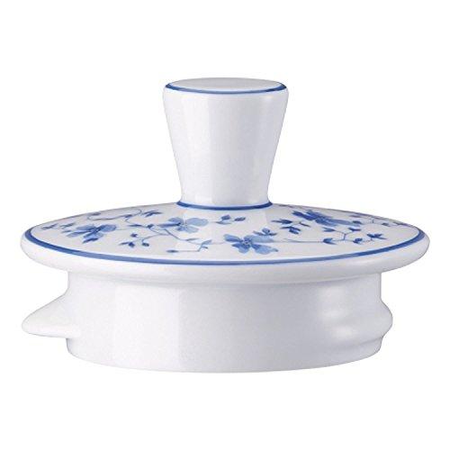 Arzberg Form 1382 Blaublüten Teekanne 6 P. Deckel 41382-607671-14232