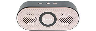 AV:Link   Portable Speaker Bluetooth 4.2   Rose Gold from Avlink