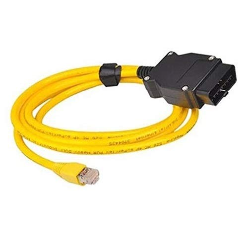 NiceCheck Enet OBD2 Kabel Ethernet Stecker F suires Coding Kabel OBD2 auf RJ45