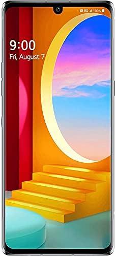 LG Velvet (5G) 128GB (6.8 inch) Display 48MP Triple Camera LM-G900TM GSM Unlocked Phone - Aurora Grey (Renewed) WeeklyReviewer