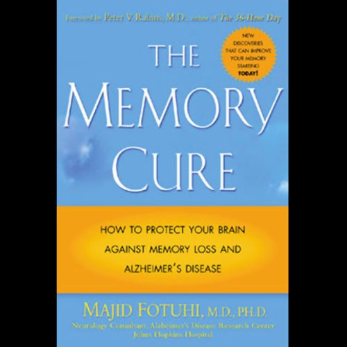 The Memory Cure cover art