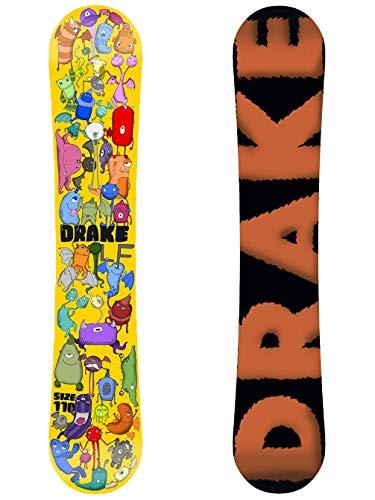 Drake LF Board Planche de snowboard pour enfant, Fille, 100 (per bambini 15 - 25 kg)
