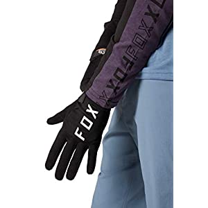Fox Racing Men's Ranger Glove Gel, BLACK, Large