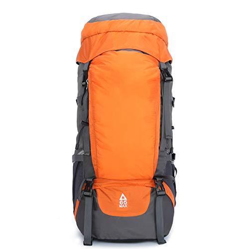 HUANGDANSEN Running Backpack 65L Waterproof Unisex Backpack | Travel Bag Sports Bag | Outdoor Hiking Camping Backpack