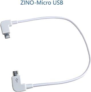 Accessori per drone telecomando Prolunga Cavo-iphone Prolunga Bianco One Sxgyubt Hubsan ZINO H117 ZINO PRO ZINO2