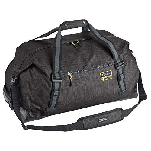 Eagle Creek National Geographic Adventure Duffel Bag, Black, 60L