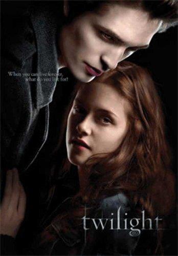 Twilight - Edward & Bella 3D Poster - 3D Poster Lentikular Poster - Grösse 47x67 cm + 1 Packung tesa Powerstrips® - Inhalt 20 Stück