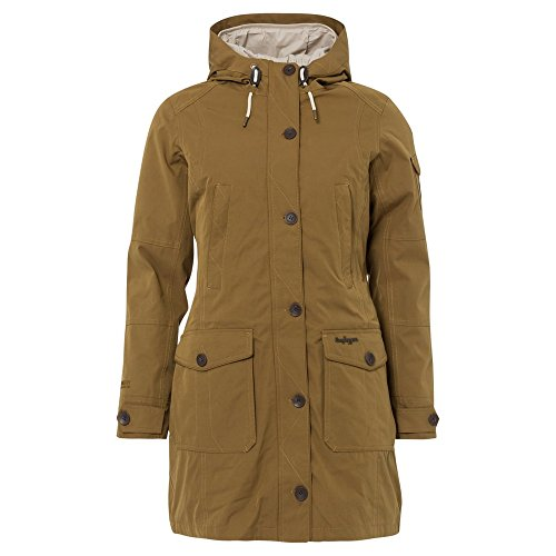 Craghoppers Women's 364 3-in-1 Jacket, Old Gold/Almond, US 6/UK 10