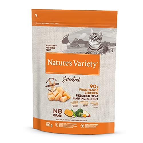 NATURE'S VARIETY FELINE ADULT STERIL POLLO 300GR