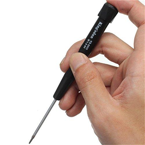 Hoge Kwaliteit 5 Ster 5-Punt 1,2 mm Pentalobe Schroevendraaier Reparatie Tool Voor Macbook Air Pro Professionele Onderhoud Gereedschappen