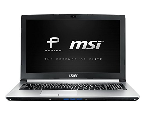 "MSI PL60 15.6"" Gaming and Business Laptop"
