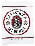 La Pasticca Del Re Sole - Liquirizia Classica Senza Zucchero, Caramelle Morbide E Gommose, Senza Zucchero - 50G