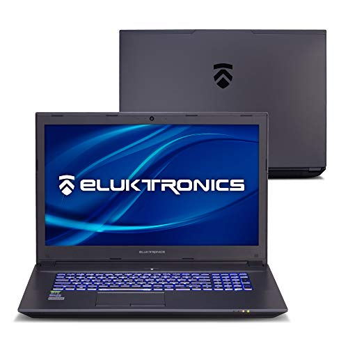 Eluktronics N970TF Desktop Powered CPU Gaming Laptop -...