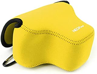 First2savvv QSL-SX60-13 Funda Bolsa Cámaras estuche para cámara fotográfica - Canon Powershot SX60 HS