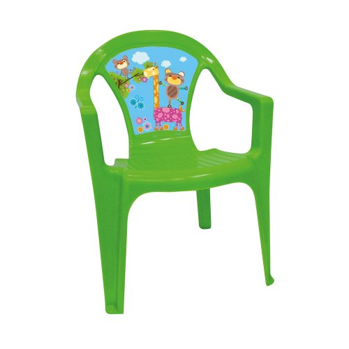 PARADISO Kids Stuhl (grün)