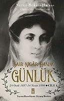 Sair Nigar Hanim Günlük - 24 Ocak 1887-14 Nisan 1890 Cilt 1