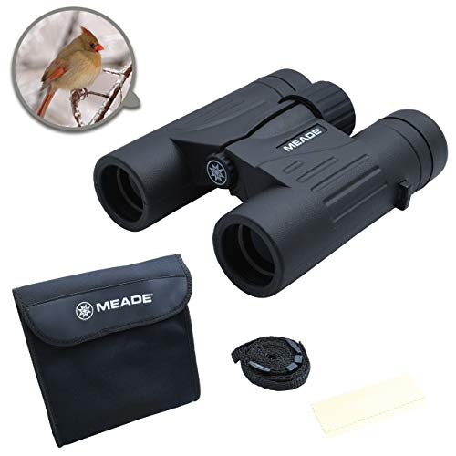 Meade Instruments 125000 Travelview 8 x 25 Binoculars - Black
