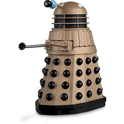 Official Licensed Merchandise Doctor Who Figur Collection Gold Dalek handbemalt im Maßstab 1:21 Sammler Box Modellfigur #BD1