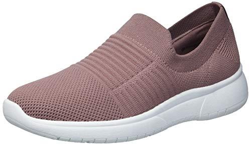 Blondo Women's Slip-ON Sneaker, Dusty Pink Knit, 8.5