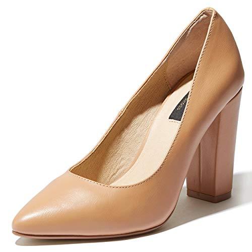 Zapatos Tacon Nude  marca DailyShoes