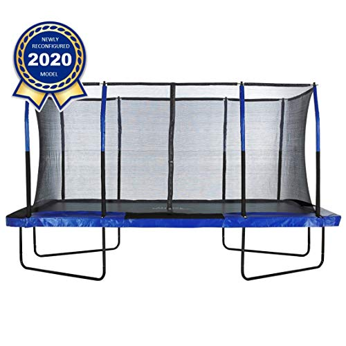 Upper Bounce 8' X 14' Gymnastics Style, Rectangular...