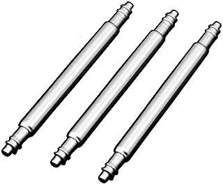 1.8mm Diameter Set of 4PCS watch repair tools18MM to 24MM spring bar watch repair parts 304 Stainless steel watch pin (18mm)