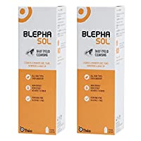 - Blephasol Eyelids Lotion is recommended for the daily hygiene of sensitive eyelids and for Blepharitis treatment - There are no preparation steps prior to application and no need to rinse after use. - Use twice daily on average, morning and evening...