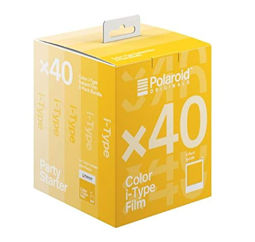 Polaroid Originals - 4964 - Color Film for 600 – 40 Fotos Film Pack