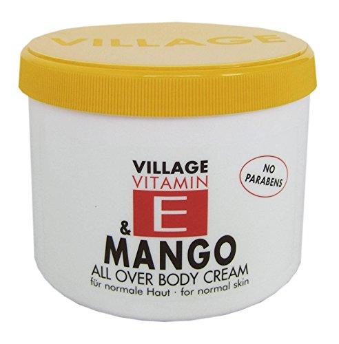 Village 9506-18 Mango Body Cream 500ml mit Vitamin E
