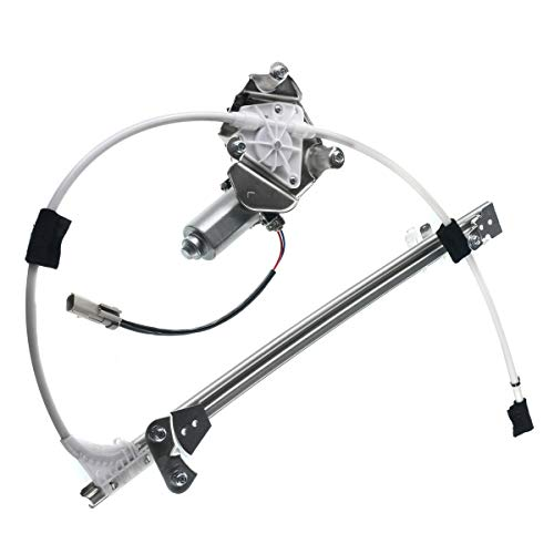 SUNROAD Power Window Lift Regulator /& Motor Assembly Front Left Driver Side fit for 2006 2007 Jeep Liberty