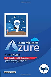 Learn Microsoft Azure: Step by Step in 7 day for .NET Developers