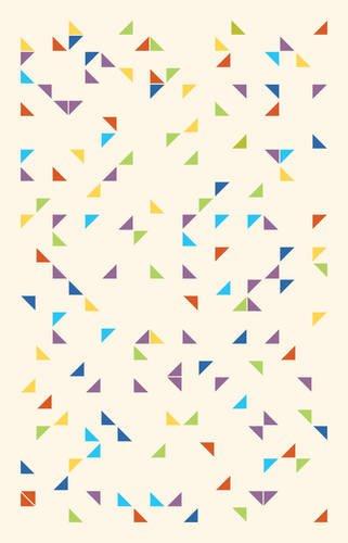 ESV Student Bible (Paperback, Triangles Design)