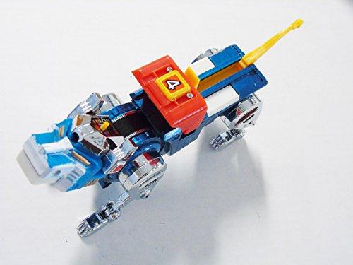 Die Cast Voltron Blue Lion The Defender of The Universe