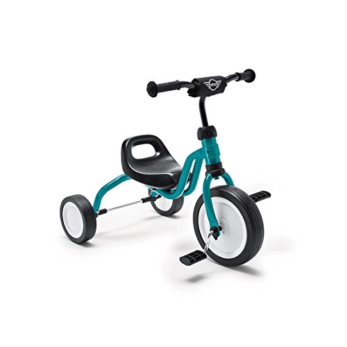 Original MINI Kinder Tricycle Dreirad aqua - Kollektion 2016/18