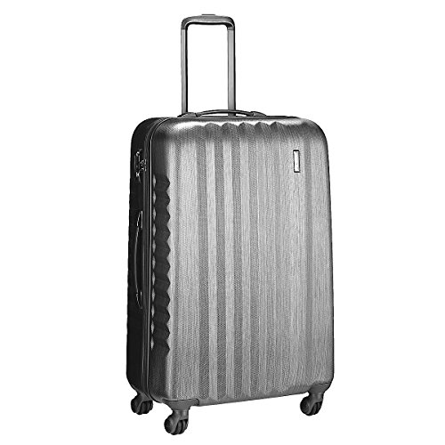 March 15 Trading Yearz Ribbon 4-rollen trolley 63 cm zilver geborsteld