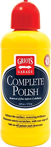 Griot#039s Garage 10876 Complete Polish 16oz