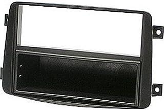 2-DIN Einbaurahmen mit Ablagefach, Mercedes C-Klasse (W203) Doppel DIN