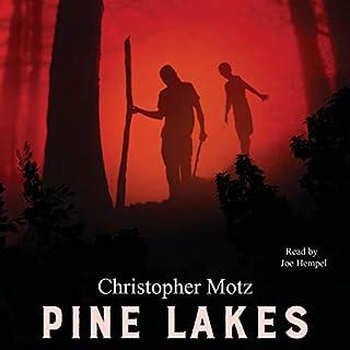 Pine Lakes audiobook cover art