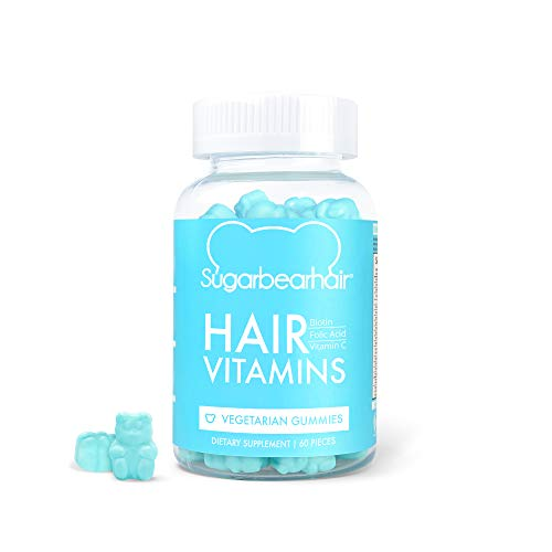 SugarBearHair Vitamins 60 Count (1 Month Supply)