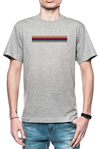 Rundi Suerte Decimotercero Hombre Camiseta Gris Tamaño M - Men's T-Shirt Grey