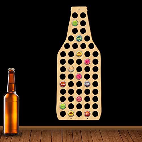 Tarjeta de regalo para botella de cerveza, 109 colores, un regalo para hombres, una idea de regalo divertida para amigos de la cerveza y regalos de cerveza, espacio