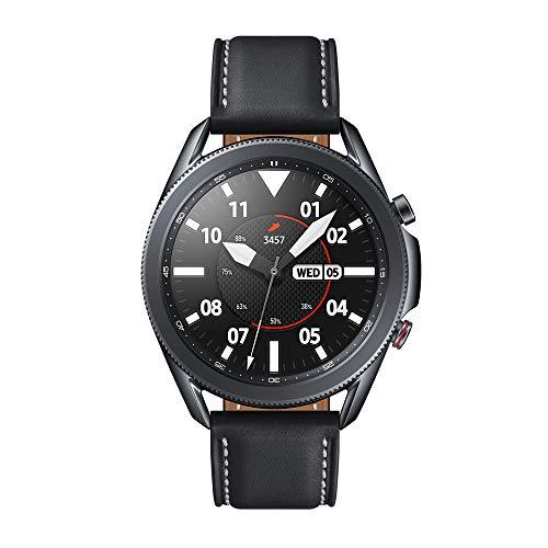 Samsung Galaxy Watch3 Smartwatch de 45mm I LTE I Reloj inteligente Color Negro I Acero [Versión española]