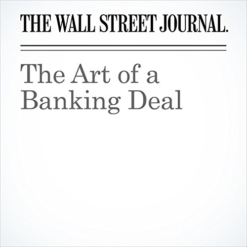 The Art of a Banking Deal audiobook cover art