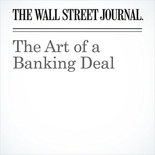 The Art of a Banking Deal copertina