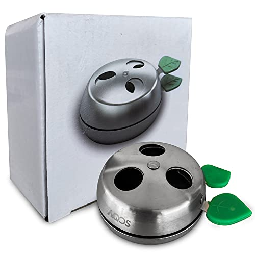 AQOS | Gestor de calor shisha, provost, cachimba, hookah, accesorio para todo tipo de cazoletas, 1 unidad.