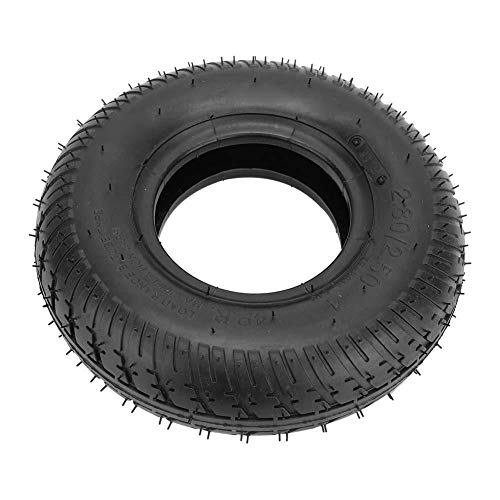 Neumático para scooter de movilidad, Neumático Neumáticos anchos Capacidad de agarre fuerte estable para Scooter de movilidad para triciclo eléctrico