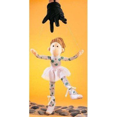 Folkmanis Puppets 2700 - Ballerina-Marionette