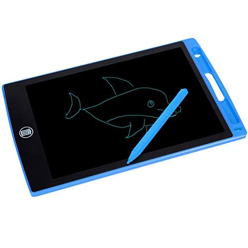 Doodle Pad Tablero de escritura de pantalla flexible Tableta LCD ecológica 8.5in Escritura a mano Cultivar el pensamiento de interés para mejorar la inteligencia