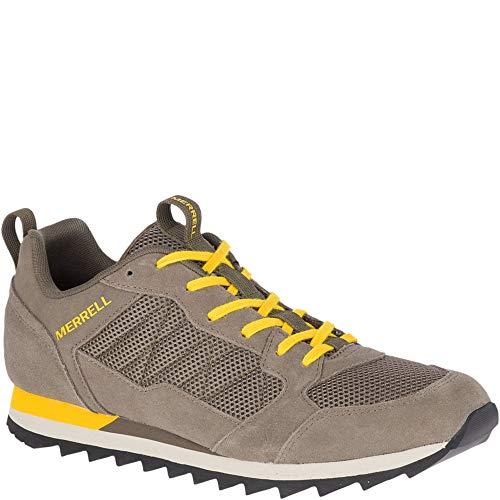 Merrell Alpine Sneaker, Zapatilla de Deporte Hombre, Marrón...